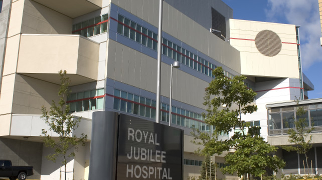 Royal Jubilee Hospital - Victoria BC